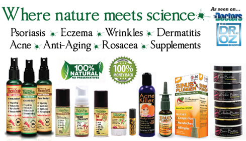 Greensations Natural Skincare Beauty