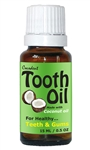 Cocodent Coconut Peppermint Tooth Oil