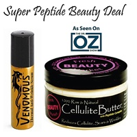 Cellulite Butter & Venomous Anti-Aging Kit