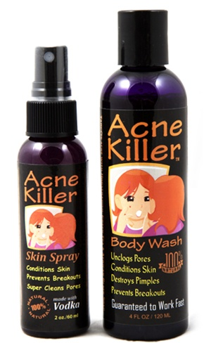 Natural Acne Killer