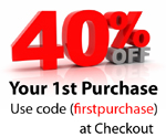 40% off your first purchase at Greensations