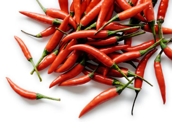 Capsaicin Hot Pepper Health